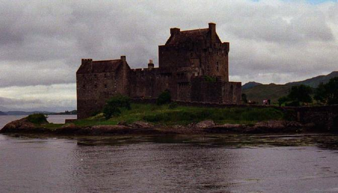 highlander movie castle